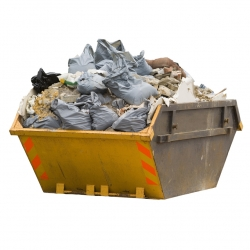 avoid landfill and skip waste