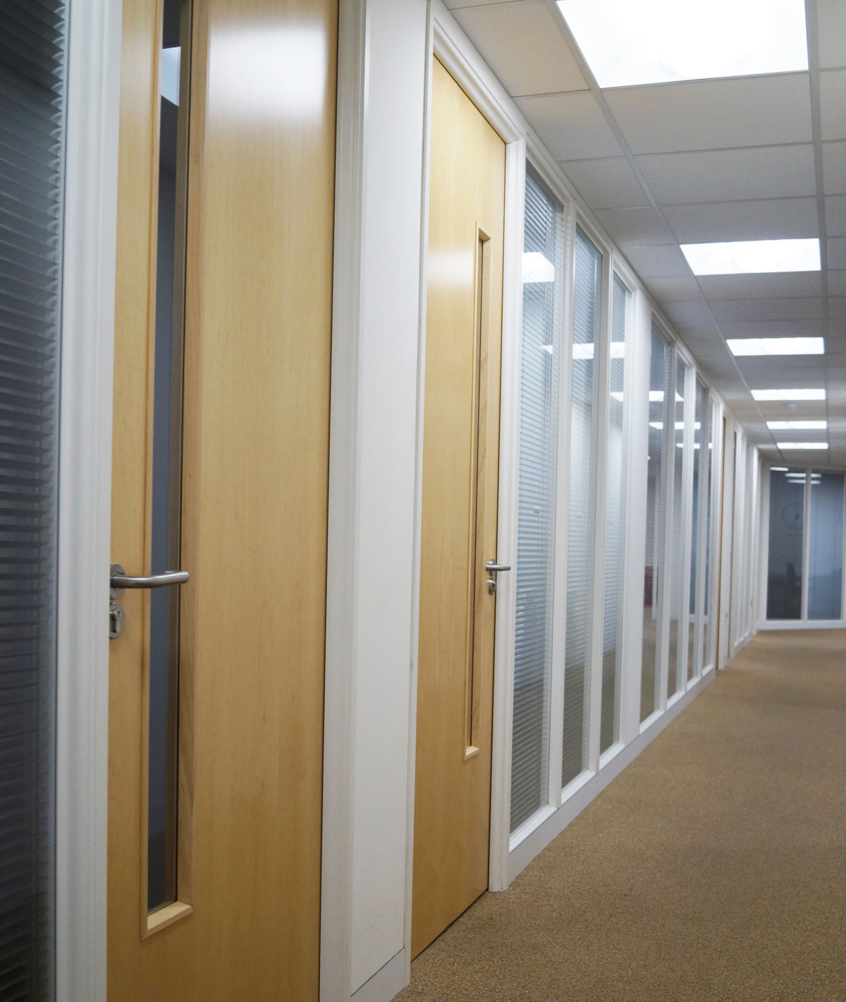1420 #68502B Office Fit Out Office Concepts wallpaper Quality Wood Doors 40751200
