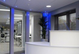 High Specification Office
