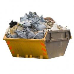 avoid landfill and skip waste