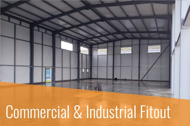 Commercial & Industry Fitout