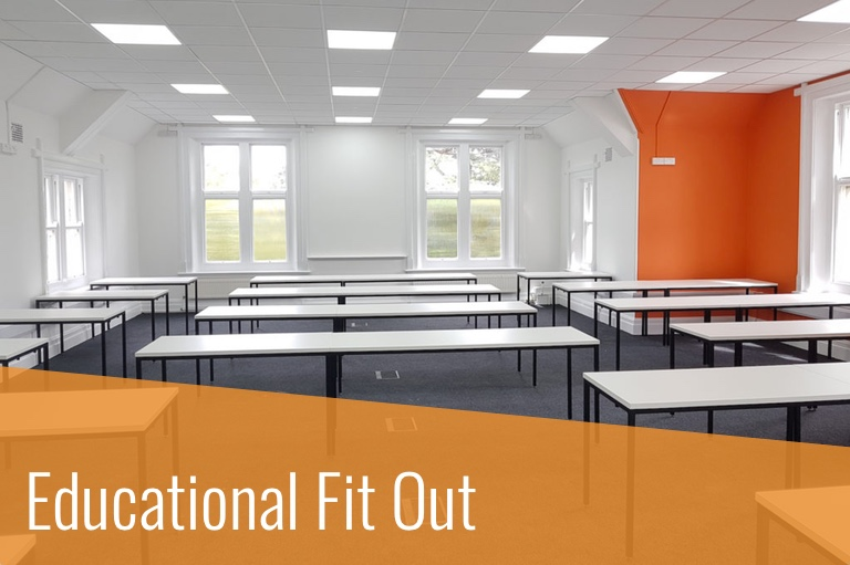 Educational Fitout