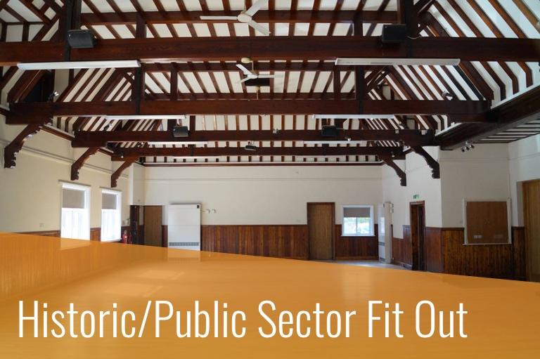 Public Sector Fitout