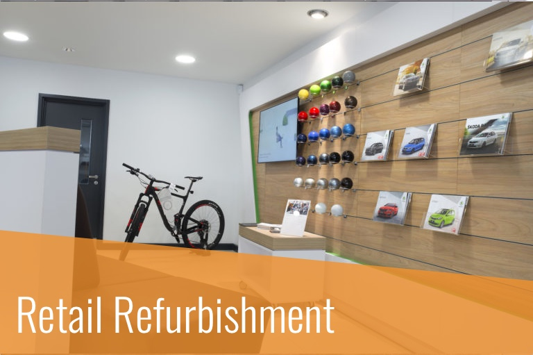 Retail Refurbishment